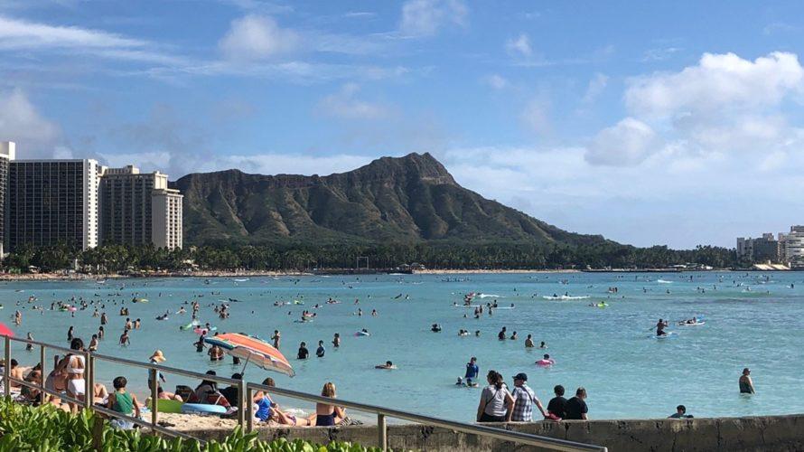 9年連続11回目のハワイ旅行に行ってきました